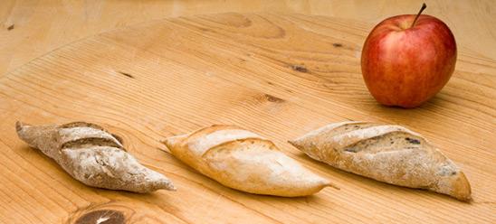 Ficelle Bread